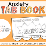 Anxiety Tab Book