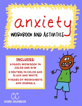 Anxiety Workbook and Activities