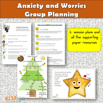 Anxiety and Worries group intervention