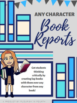 Any Character Book Report