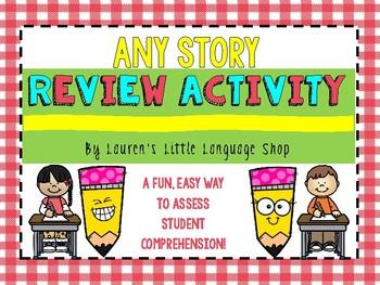 Any ELA Story Review