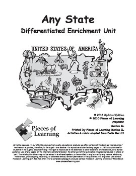 Any State - Differentiated Blooms Enrichment Unit