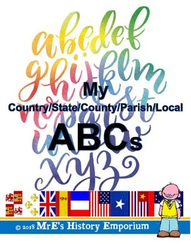 Any Subject My Country/State/County/Parish/Local ABCs