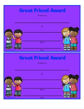 Any Time Awards