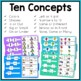 Any Time File Folder Activities for Special Education & Autism - Basic Concepts