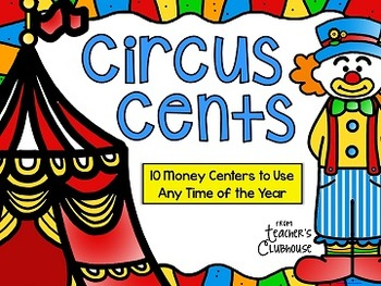 """Any Time Series"" Circus Cents Centers Unit"