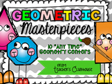 Any Time Series: Geometric Masterpieces Centers Unit