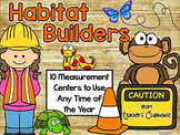 Any Time Series: Habitat Builders Measurement Centers Unit