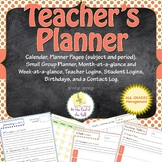Any-Year, Any-Grade Teacher Planner