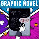 Anya's Ghost by Vera Brosgol: Graphic Novel Study