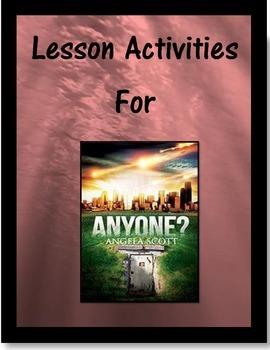 Anyone? By Angela Scott: Novel Activites