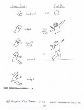Anyone Can Draw Sports