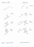 Anyone Can Draw Traditional Christmas