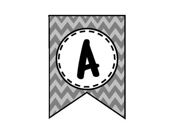 Anything is Possible Banner - Bulletin Board - Gray