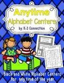 Anytime Alphabet Centers