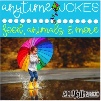 Anytime Jokes