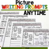 Writing Prompts with Pictures   ANYTIME Picture Writing Prompts