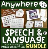 Anytime Speech and Language BUNDLE
