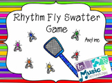 Anytime of Year Rhythm Fly Swatter Card Game