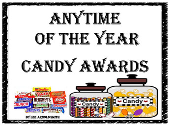 Anytime of the Year Candy Awards