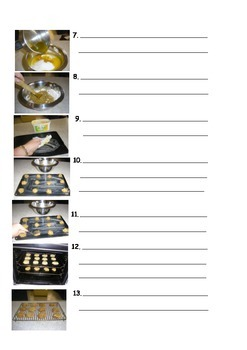 Anzac Biscuits Recipe and Activity