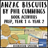 Anzac Biscuits by Phil Cummings - Book Activities