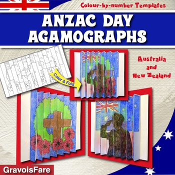 Anzac Day Activities and Crafts: Australia and New Zealand History Projects