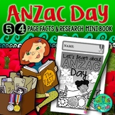 Anzac Day {An activity booklet for Kiwi & Aussie Kids}