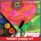 Anzac Day Commemoration Poppy Art Activities and Poster Re