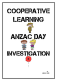 Anzac Day Cooperative Learning Investigation