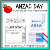 Anzac Day - Lift the Flap Booklet