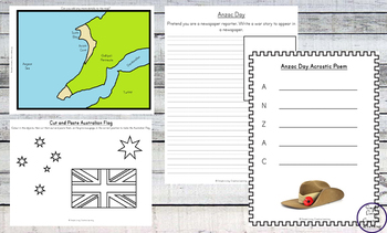 Anzac Day Printable Pack