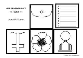 Anzac Day – Poetry in a Pocket