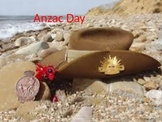 Anzac Day - Power Point - Full History Facts Traditions Events Pictures