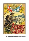 Anzac Day Reader & Activity Book
