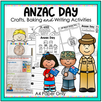 Anzac Day Activities
