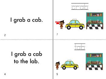 Ab Family Fluency Book