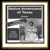 Texas Indians Apache Reading Comprehension