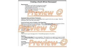 Apartheid Final Project