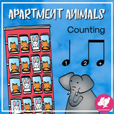 Music: Beat & Rhythm Activity for Primary!  Counting Ta + Ti-Ti (with audio)