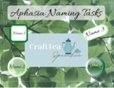 Aphasia Naming Tasks