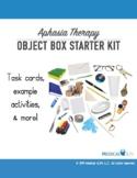 Aphasia Object Box Starter Kit