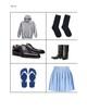 Aphasia Picture Stimuli: Clothing