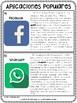 Aplicaciones populares