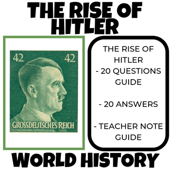 Apocalypse the Rise of Hitler Video Guide