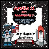 Apollo 11 Moon Landing Anniversary Craftivities - Posters,
