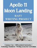 Apollo 11 Moon Landing Writing Project