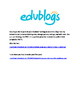 Apollo 11 Moon Landing Writing Project + Rubric + Edublogs