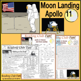 Apollo 11 Moon Landing (puzzles and photos)