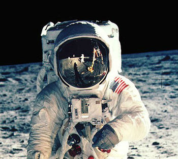Neil Armstrong Apollo 11 Poster - Celebrate the Landing on the Moon